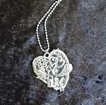 Silver Charm Pendant