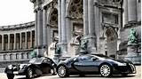 cars outside grand building