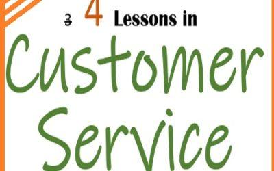 Customer Service Skills on a Bad Day