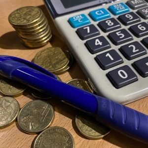Calculating business plan