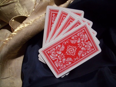 Things to do- play cards