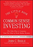 The Little book of commonsense investing - Bogle_