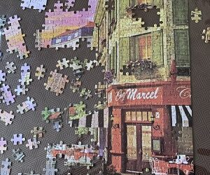 A to Z of Jigsaw Puzzles for Adults