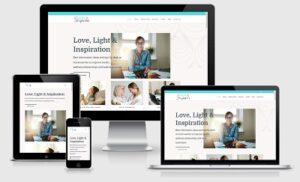 LovelightInspire.com on multiple devices_