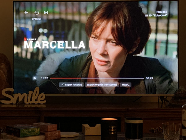 Marcella a tv series for women