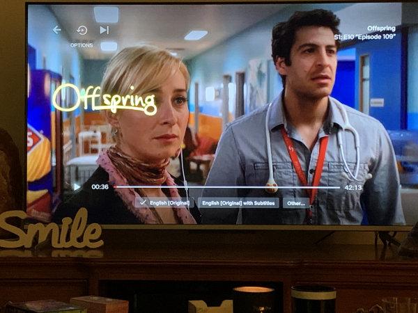 Offspring Australian tv series to binge on