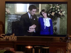 The Crown tv series to binge