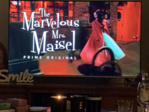 The Marvellous Mrs Maisel tv series to binge