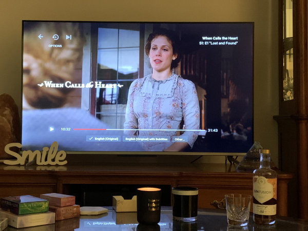 When Calls the Heart tv series to binge