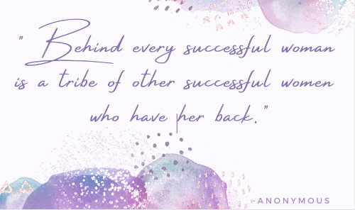 Successful woman - quote Anonymous
